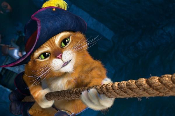 在史瑞克出现之前,鞋猫剑客和蛋头先生,q手吉蒂展开一场史诗冒险,联手