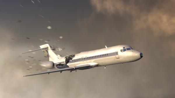 空难日幽灵飞机